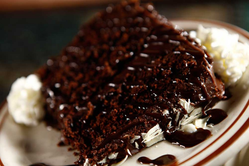 Chocolate cake 1